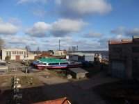 зимний сезон 2009-2010 - Отгрузка судна